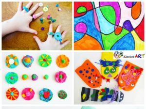 5 Creative Activities Kids can do Themselves