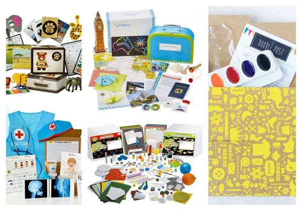 5 Fantastic Subscription Boxes & Kits for Curious Kids
