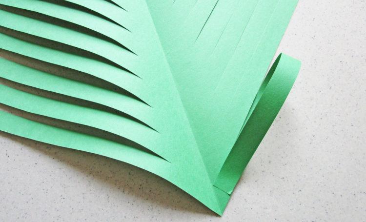 Fold and glue.