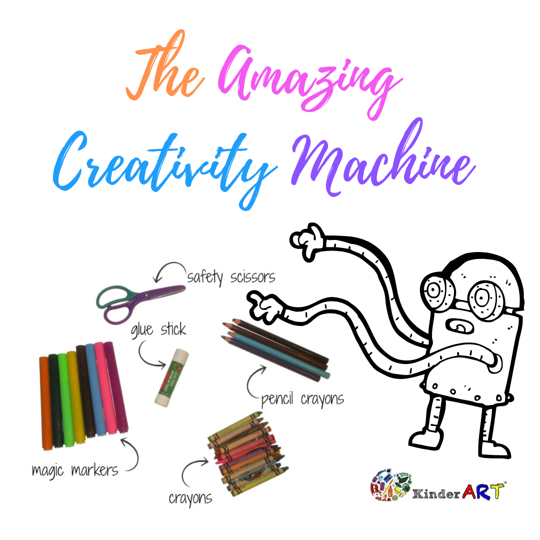The Amazing Creativity Machine
