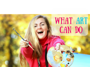 What art can do. KinderArt.com