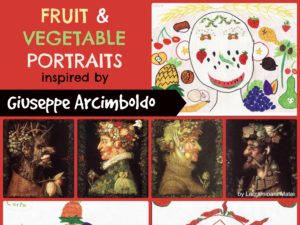 Fruit and Vegetable Portraits