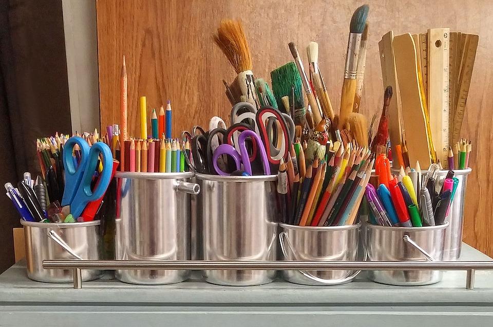 Art supply safety. KinderArt.com