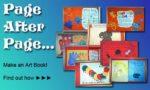 Make an Art Book. Assessment. KinderArt.com