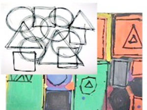Drawing basic shapes with Robert Beeching