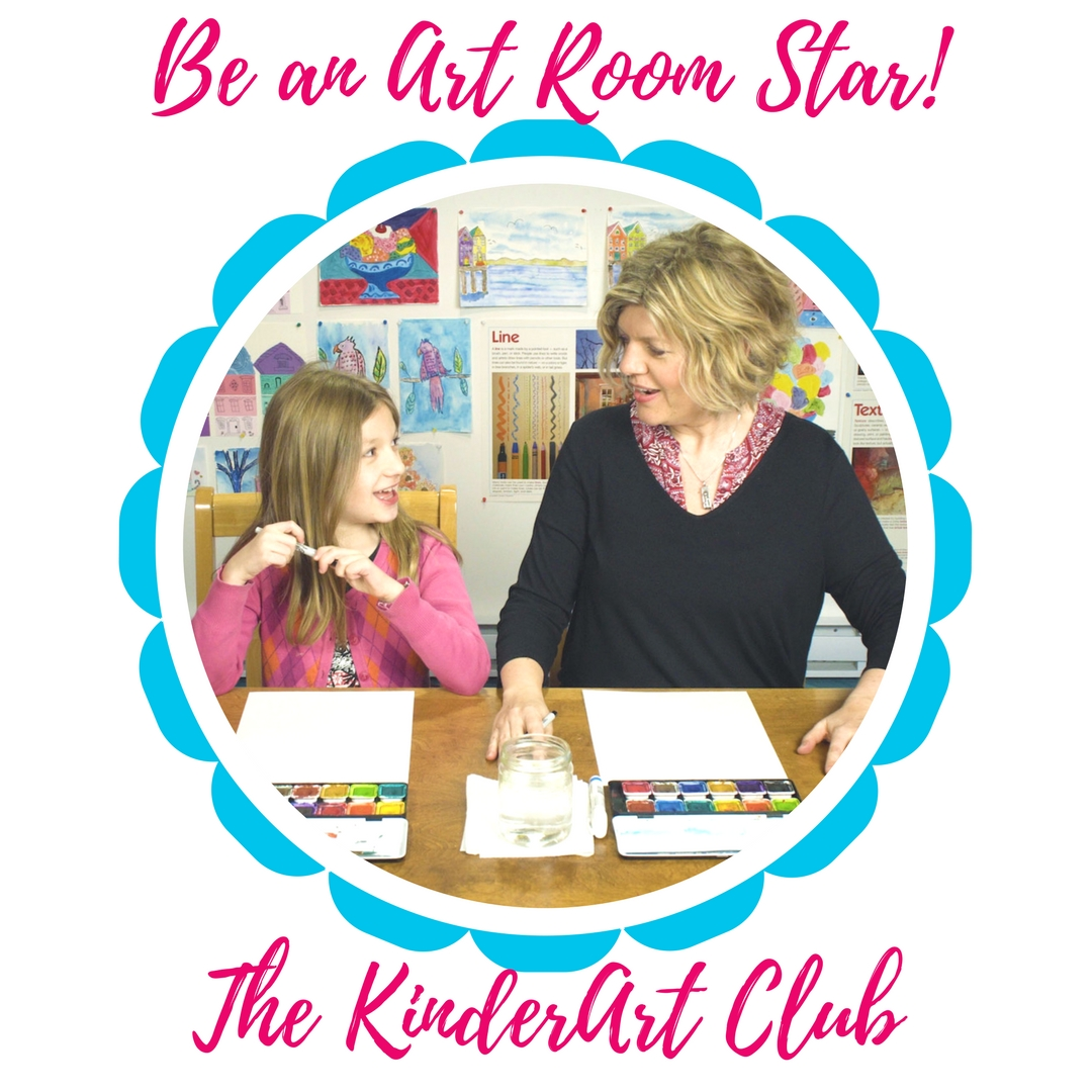 Join the KinderArt Club!