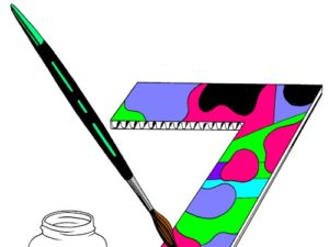 Drawing and painting numbers