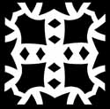 PAPER SNOWFLAKE 2 - MINI MONSTERS