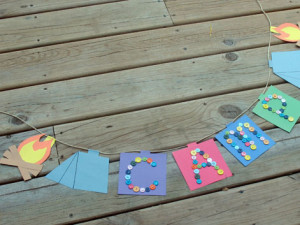 Summer Camp Arts And Crafts For Kids Kinderart Camping
