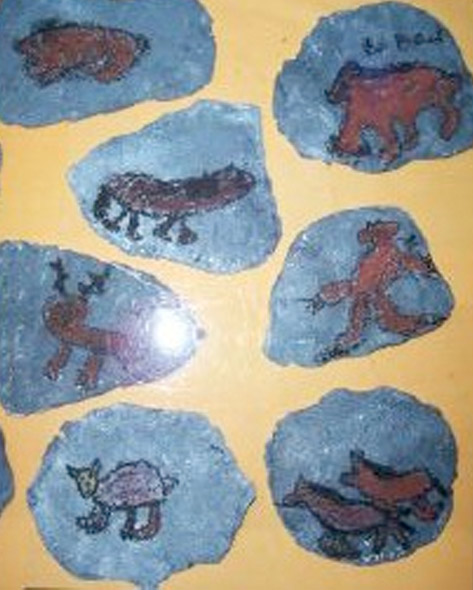 Cave Art lesson plan