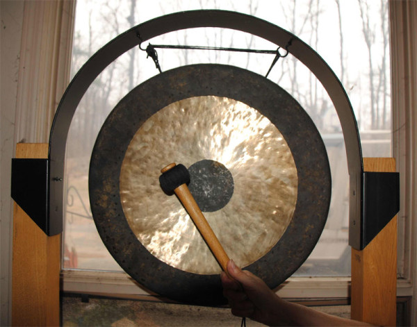 traditional chinese gong