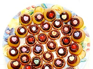 Chocolate Spots recipe