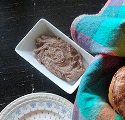 Cinnamon butter recipe.