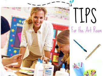 Classroom Management Tips for the Art Room