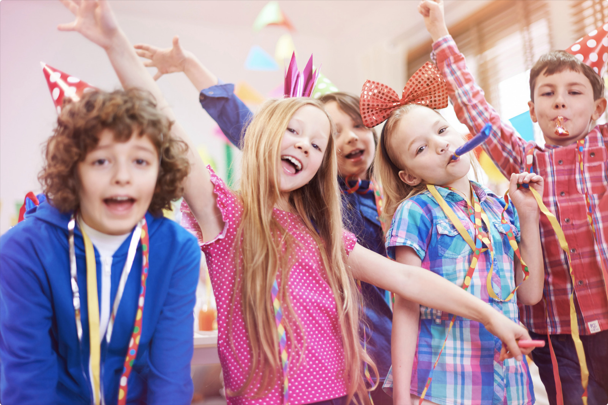 Classroom party ideas for kids.