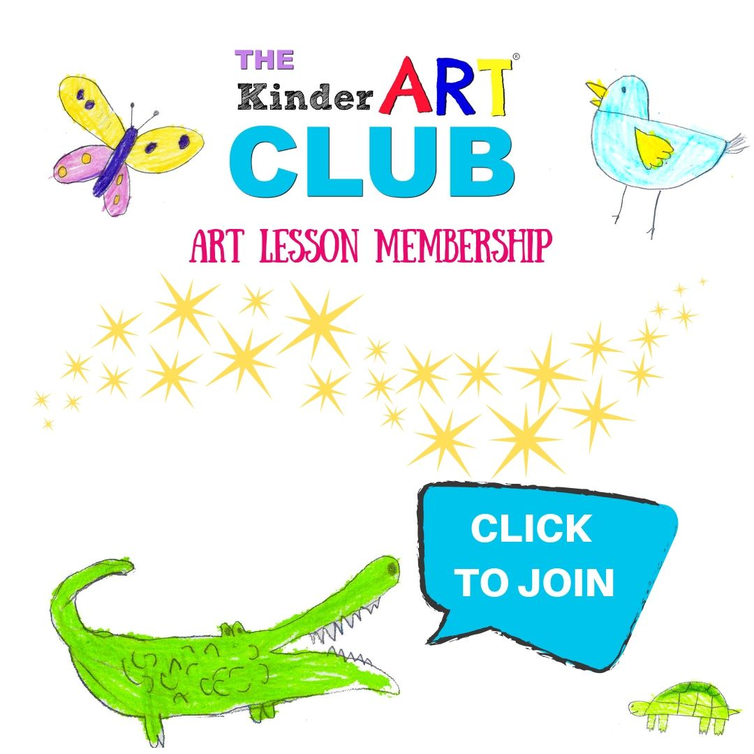 Join the KinderArt Club