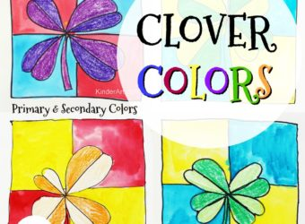 Clover Colors Art Lesson
