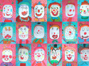 Clowning Around lesson plan for kids