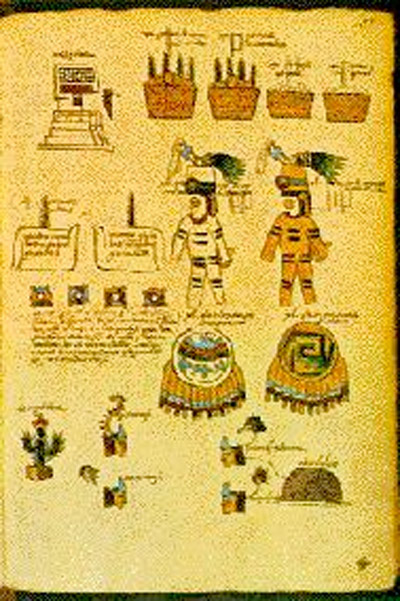 Mesoamerican Codex Books