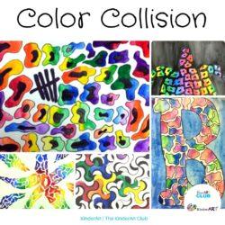Color Collision lesson plan