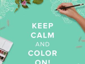 Color for Calm Contest