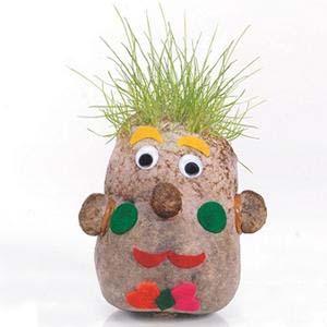 Grass Head Guy