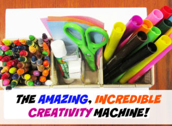 The Incredible Creativity Machine