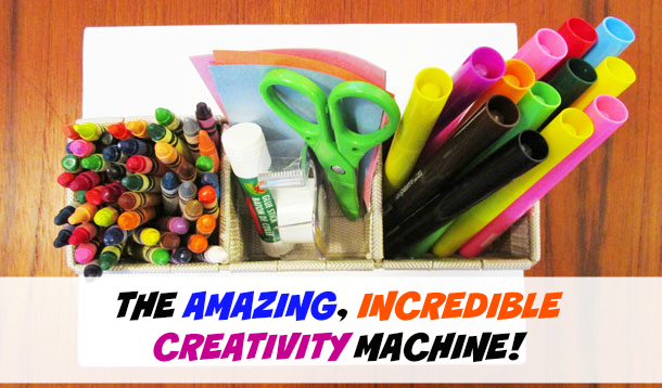 The Incredible Creativity Machine