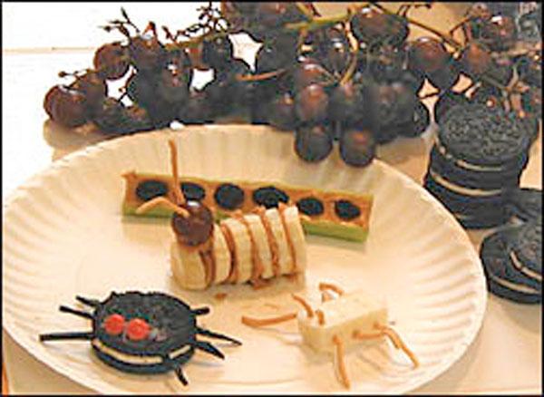 Edible Creepy Crawlers Recipe