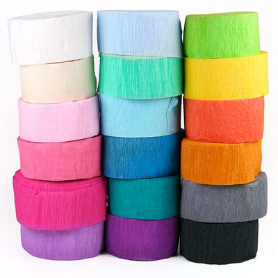 Crepe Paper Dye for Easter - Monthly Seasonal Crafts ...