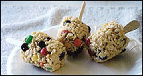 Crispy Pops Recipe