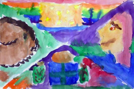 Daydreaming With Marc Chagall Lesson Plan Art History For Kids