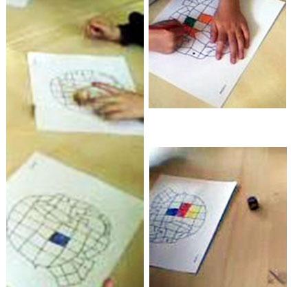 Cooperative Art Game