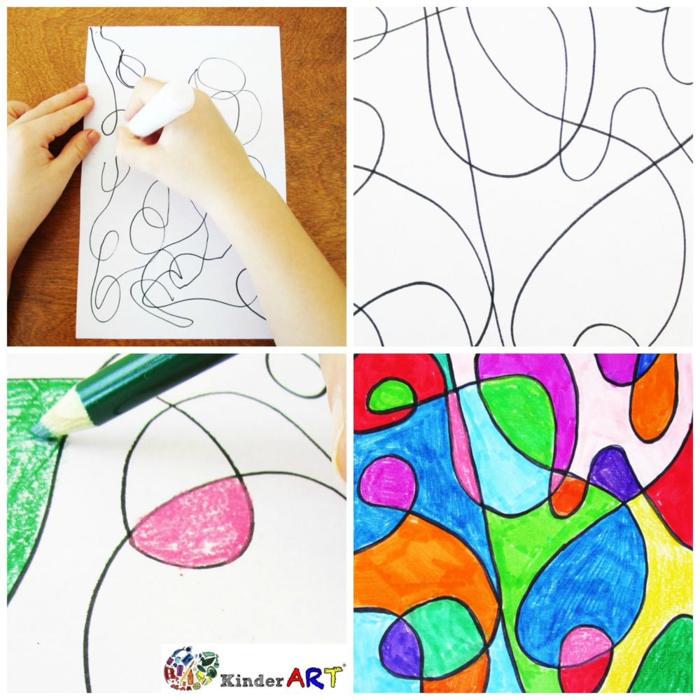 5 Creative Activities for Kids — KinderArt