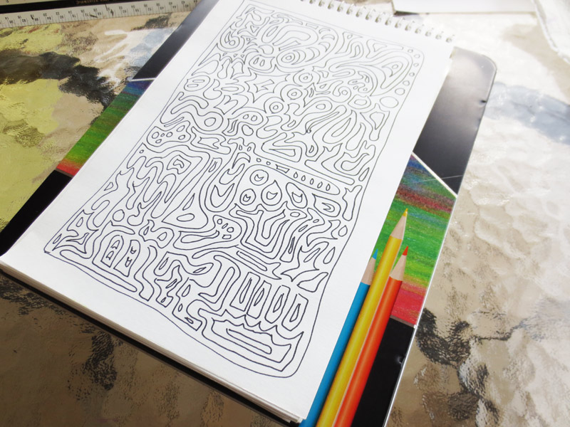 Make doodles!