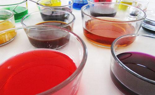 Easter Egg Dye Recipe Using Food Colouring