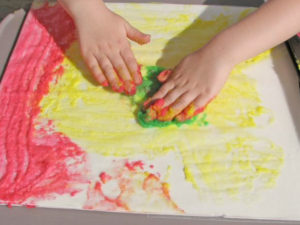 Edible art supply recipes for kids