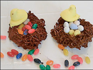 Edible Bird Nest Recipe