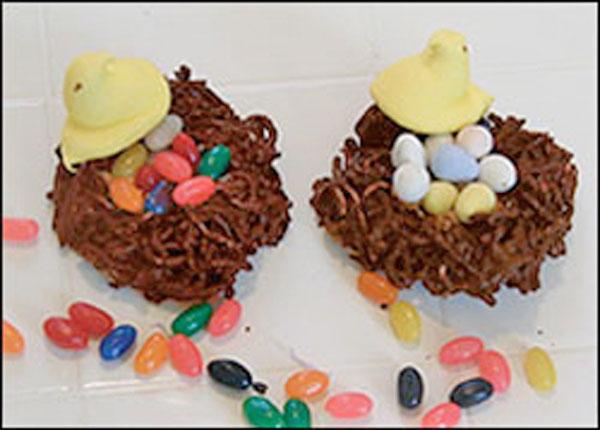 Edible Bird Nest Recipe