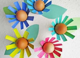 Egg Holder Craft For Kids And Adults KinderArt