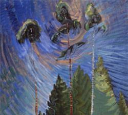 Emily Carr's Trees