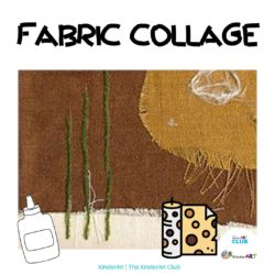 Fabric Collage