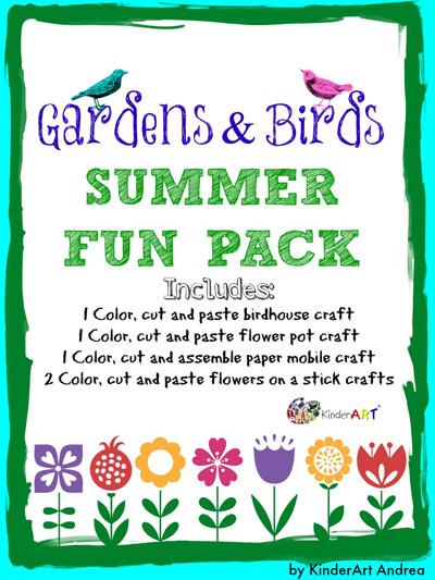 Garden Summer Pack