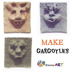 Make Gargoyles!