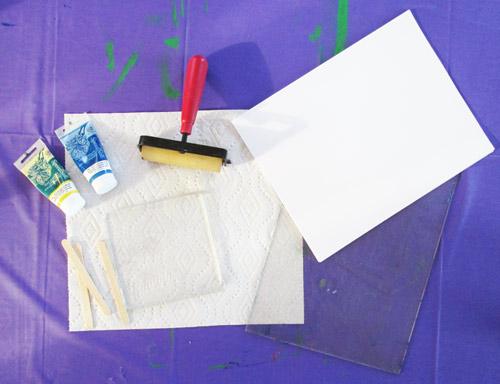 Gelli Arts supplies