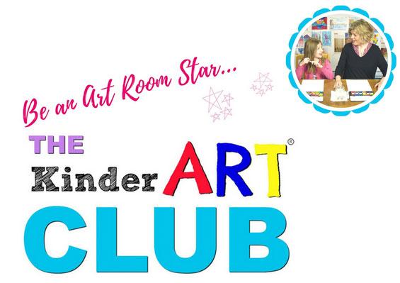 Get Art Smart - Join the KinderArt Club