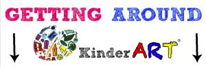 Getting Around KinderArt.com