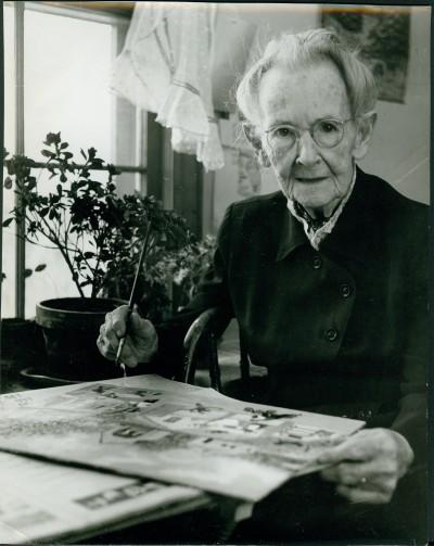 Anna Mary Robertson Quot Grandma Quot Moses Kinderart