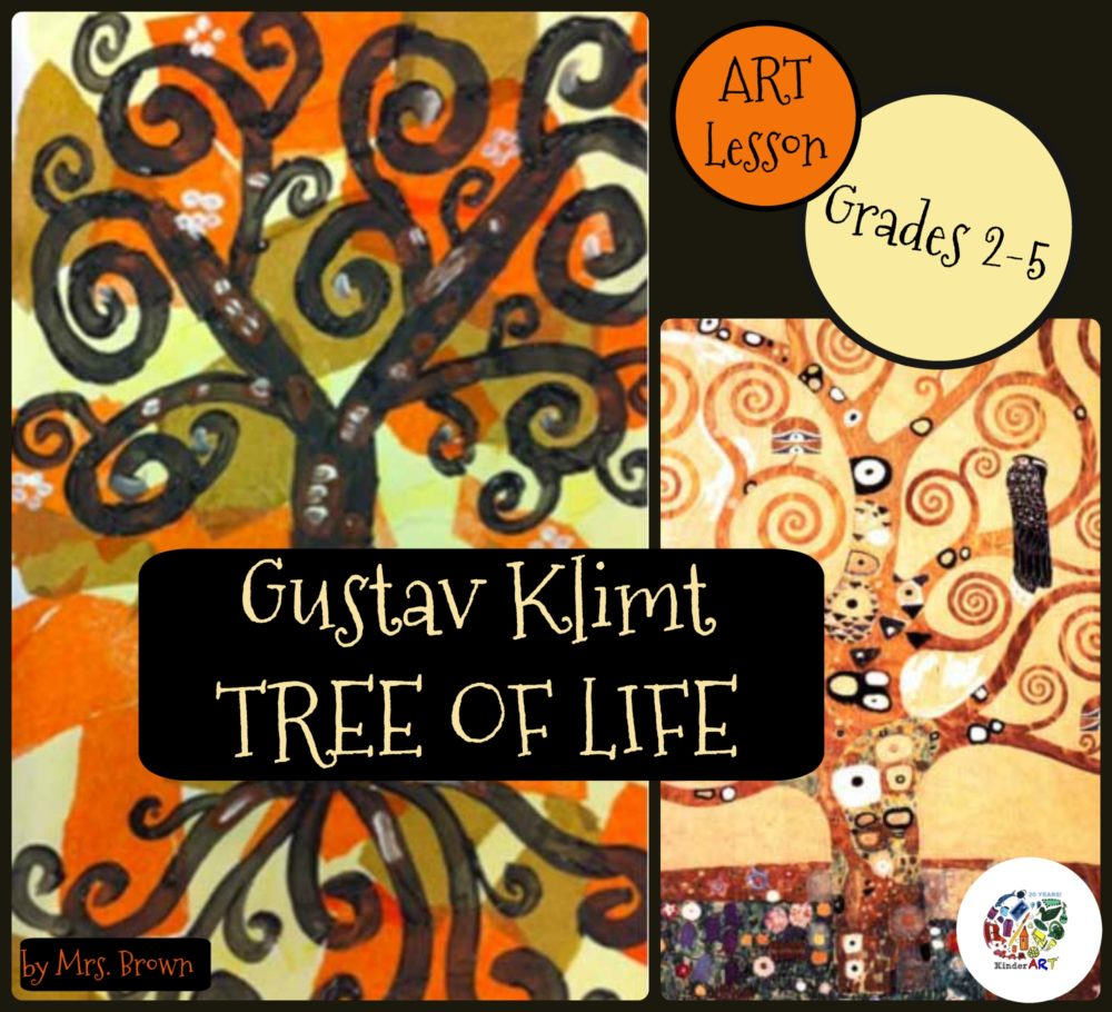 Gustav Klimt S Tree Of Life