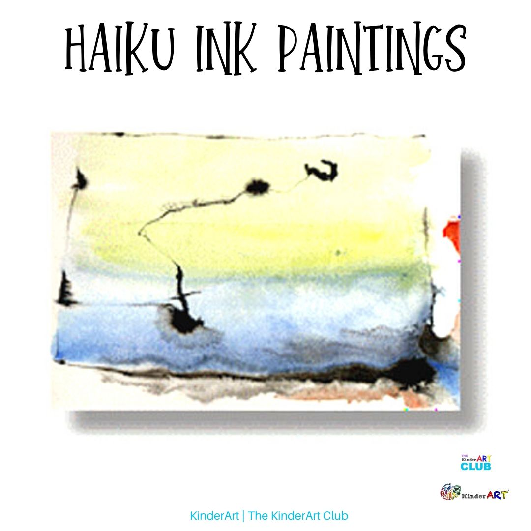 Haiku Ink Painting lesson